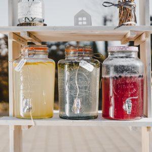 Limonadenfass – Getränkespender – Vintage-Design
